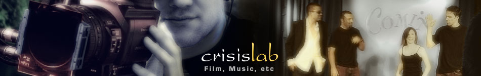 Crisislab - Film, Music, etc